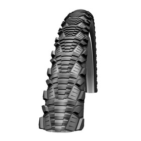 "SCHWALBE CX Comp Bike Tire Active 28"" K-Guard SBC, wire bead black"